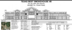Texas Best Smokehouse, Henrietta (Medium)